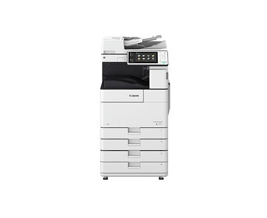 佳能IR-ADV 4525黑白复印机 主机+Betway必威器+自动输稿器+双纸盒(标配)+工作台