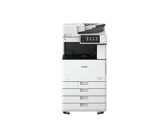 佳能 IR C3520 彩色数码复合机  主机+Betway必威器+自动输稿器+工作台+双纸盒(标配)