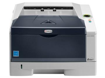 京瓷 P2135dn A4黑白激光打印机 (Betway必威、有线网络打印、USB打印)