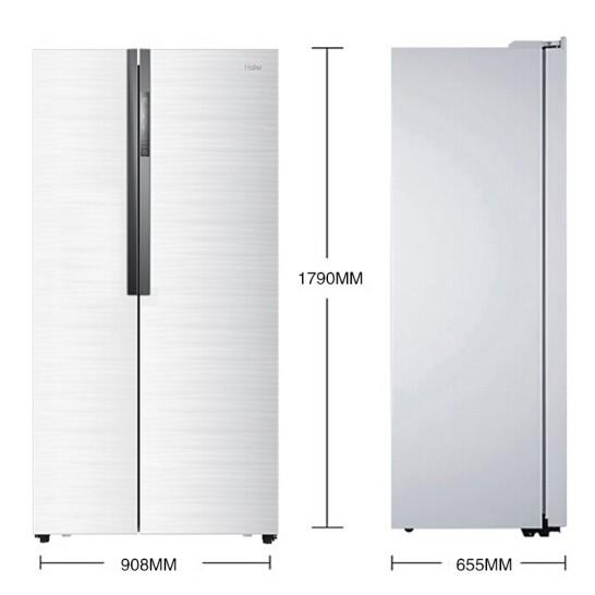 海尔 BCD-521WDPW 电冰箱