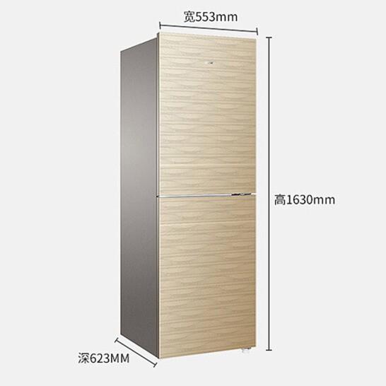 海尔BCD-221WDGQ电冰箱