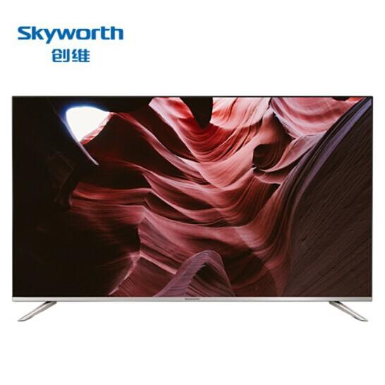 创维 43G2A 43英寸4K超高清智能平板电视