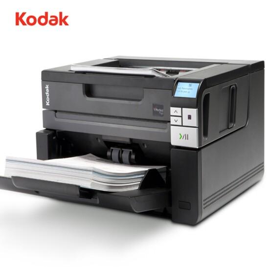 柯达(Kodak)i2900 高速扫描仪A4高清 Betway必威自动进纸 平板及馈纸式
