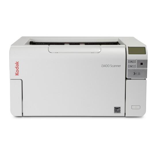 柯达(Kodak)i3400 高速扫描仪A3 Betway必威自动进纸 高清 档案试卷扫描