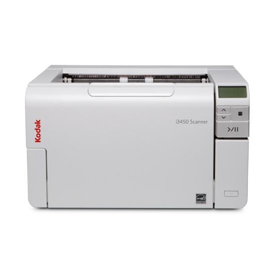 柯达(Kodak)i3450 A3高速扫描仪平板及馈纸式扫描设备 高清Betway必威自动进纸