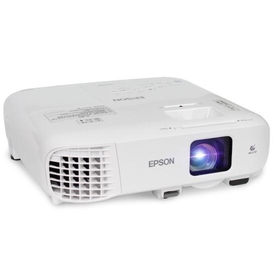爱普生(EPSON) 商务工程投影仪 高清投影机 CB-2140W(4200流明,1280*800dpi 15000:1)