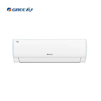格力京逸KFR-35GW/DbD3 正1.5匹 定速 冷暖 立享舒适 智能睡眠 壁挂式空调