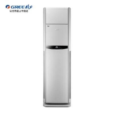 格力京炫(GREE)KFR-50LW/(505891)NhAbD-3 2匹 定频快速冷暖 立柜式空调 白色
