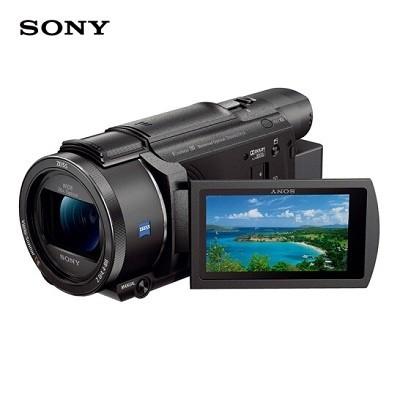 索尼(SONY)FDR-AX60 4K高清数码摄像机(含相机包)
