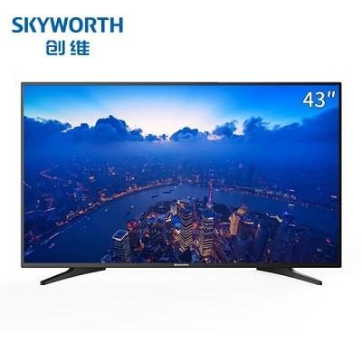 创维(Skyworth)43E382W 43英寸 高清电视机