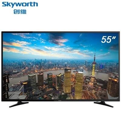 创维(Skyworth)55E388G 55英寸4K超高清智能商用电视机