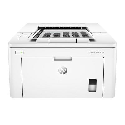 惠普(HP)LaserJet Pro M203dn 黑白激光打印机