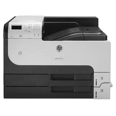 惠普(HP)LaserJet Enterprise 700 M712dn A3高速黑白激光网络打印机