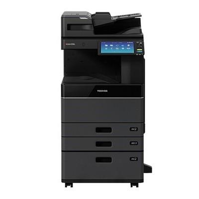 东芝(TOSHIBA)e-STUDIO3015AC彩色激光复印机(主机+Betway必威同步输稿器+双纸盒+供纸器+工作台)
