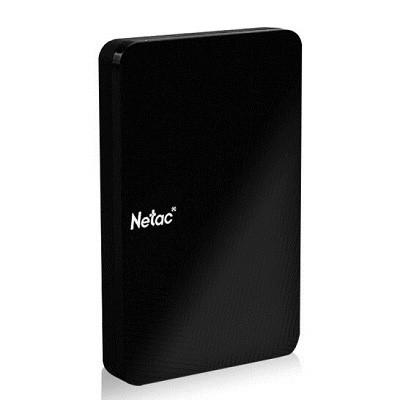 朗科(Netac)K308 500G移动硬盘(2.5寸/USB3.0)