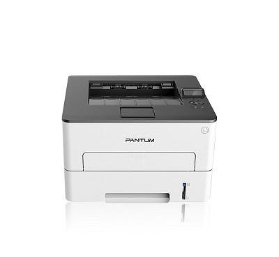 奔图(PANTUM)P3308DW A4黑白商用保密激光打印机