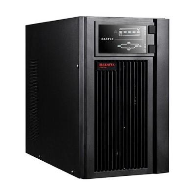 山特(SANTAK)C3KS UPS不间断电源(主机+12V-38AH*8蓄电池+C-4电池箱/3000A/2700W)