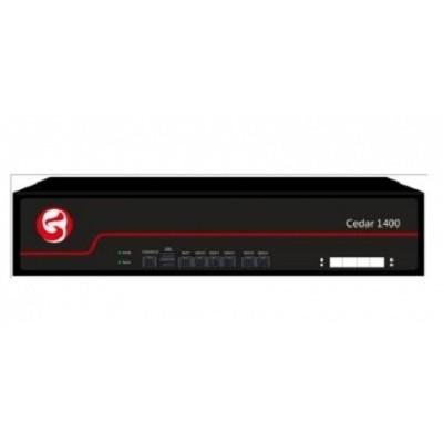 齐杉Cedar 1400防火墙(负载均衡/应用交付控制系统V3.0 )