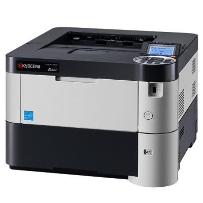 京瓷(KYOCERA)P3045dn 黑白激光打印机 (Betway必威打印/有线网络连接)