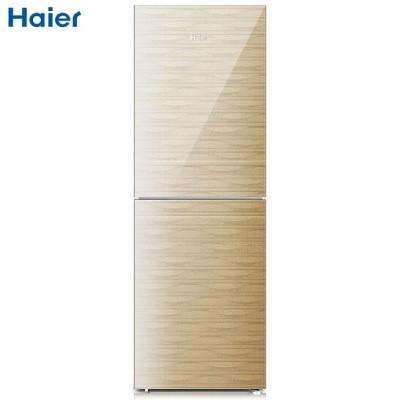 海尔(Haier) BCD-221WDGQ电冰箱(双门/风冷无霜/221升)