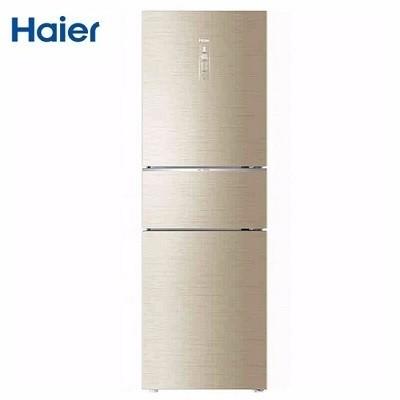 海尔(Haier)BCD-215WDGC电冰箱(215升/三门/智能除霜)