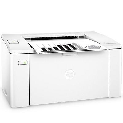惠普(HP)M104w黑白激光打印机 (A4/无线网络打印)