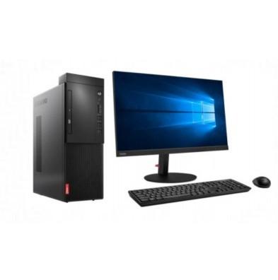联想(Lenovo) 启天 M420-D091(C) 台式计算机 (i7-8700/8GB/1TB/DVD刻录/2G显卡/19.5 显示器)