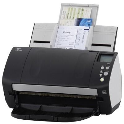 富士通(Fujitsu)Fi-7160 扫描仪(A4/高速/Betway必威自动进纸/馈纸式)