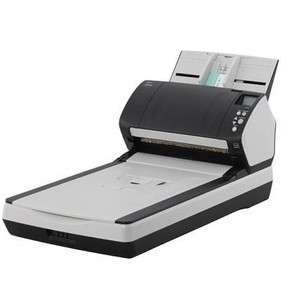 富士通(Fujitsu)Fi-7280 扫描仪(A4/高速/Betway必威自动进纸/平板+馈纸式)