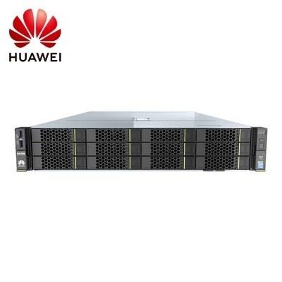 华为(Huawei)2288H V5服务器(25个2.5英寸硬盘机箱/CPU:2*4116(2.1GHZ,12核)/硬盘6*1.2TB  )